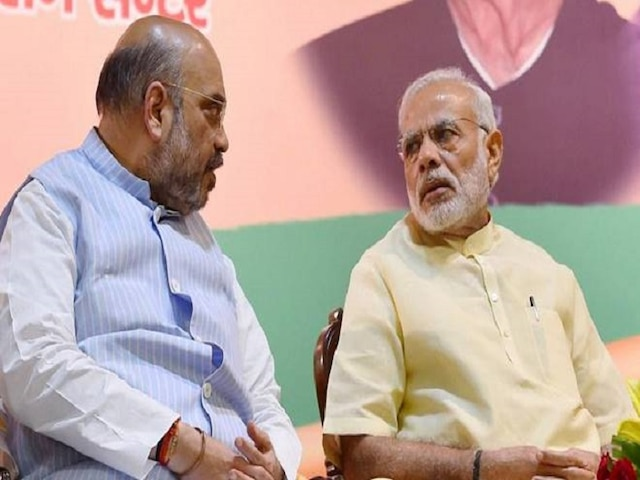 PM Modi Lauds Amit Shah For Insightful Speech On Article 370