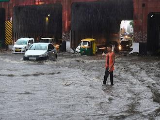 Delhi Rains: Latest News, Photos, Videos, Live updates and