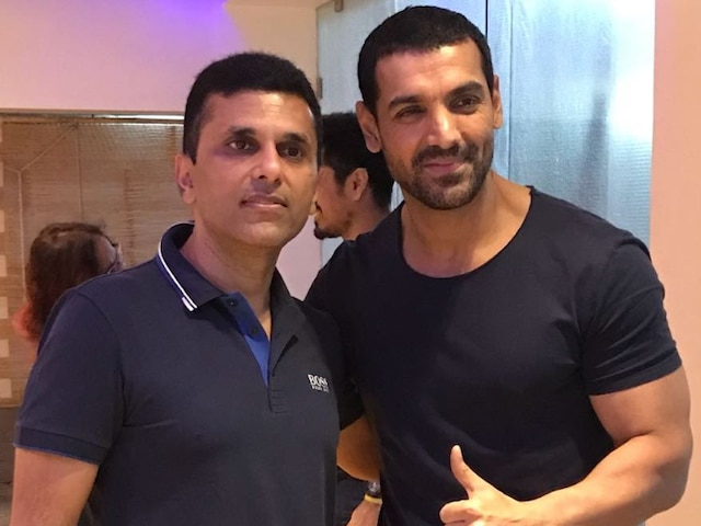 Batla House Actor John Abraham Is My Lucky Charm, Says Producer Anand Pandit