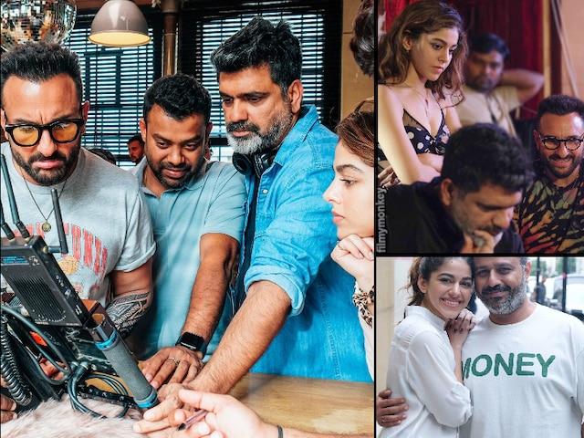 Jawaani Jaaneman: Pooja Bedi's daughter Alaia F wraps up debut film, Shares behind-the-scene pics with Saif Ali Khan!