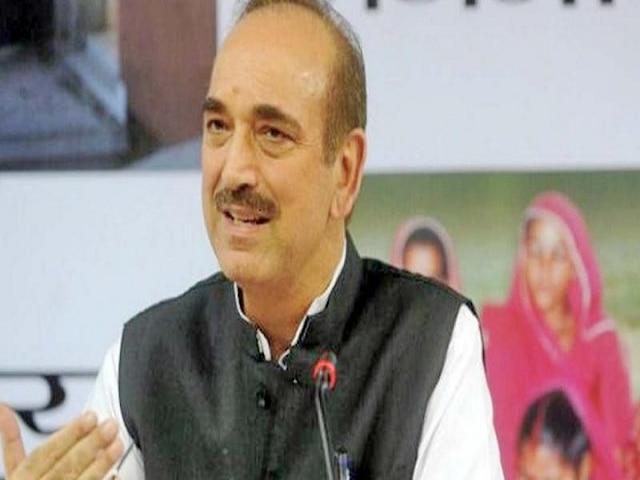 Ghulam nabi azad jammu and kashmir NSA ajit doval congress shahnawaz hussain