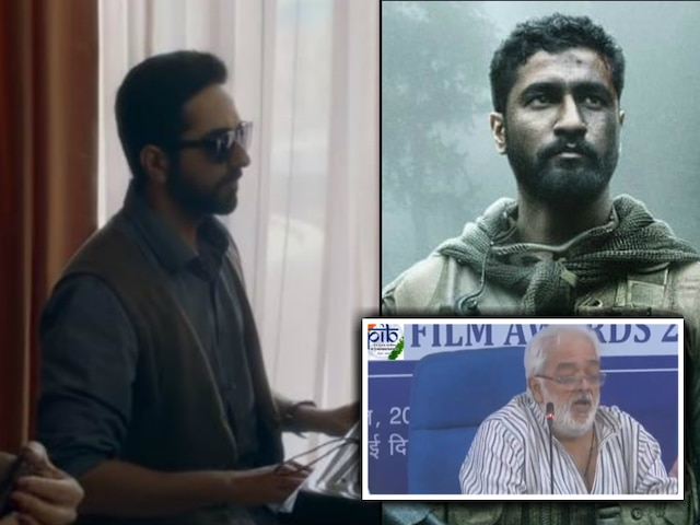 National Film Awards 2019 WINNERS: Ayushmann Khurrana, Vicky Kaushal win Best Actor, 'Andhadhu' wins Best Hindi Film! Here's the FULL LIST!