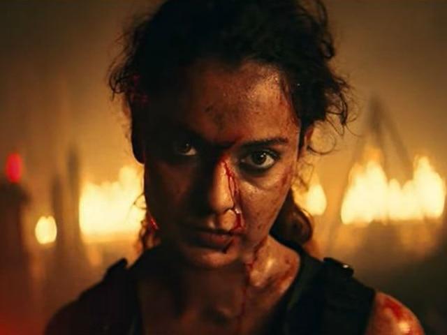 Kangana Ranaut Dhaakad Teaser OUT NOW: Watch Actress' Fierce Avatar!