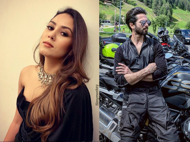 Shahid Kapoor posts pic from his bike trip, Wife Mira's comments