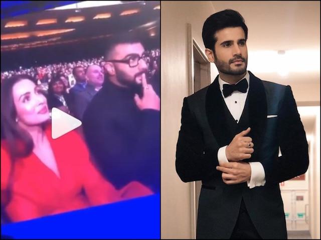 IFFM 2019: Arjun Kapoor Stops Host Karan Tacker From Flirting With Malaika Arora (WATCH VIDEO)
