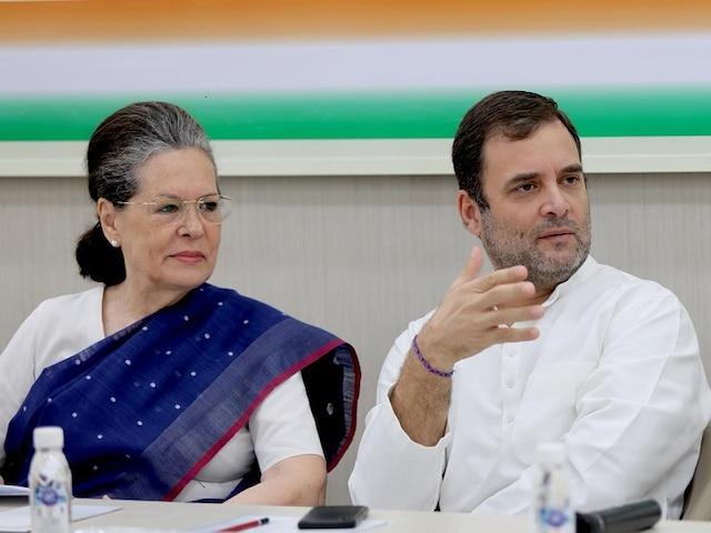CWC meeting Congress President Delhi Rahul Gandhi Priyanka Gandhi