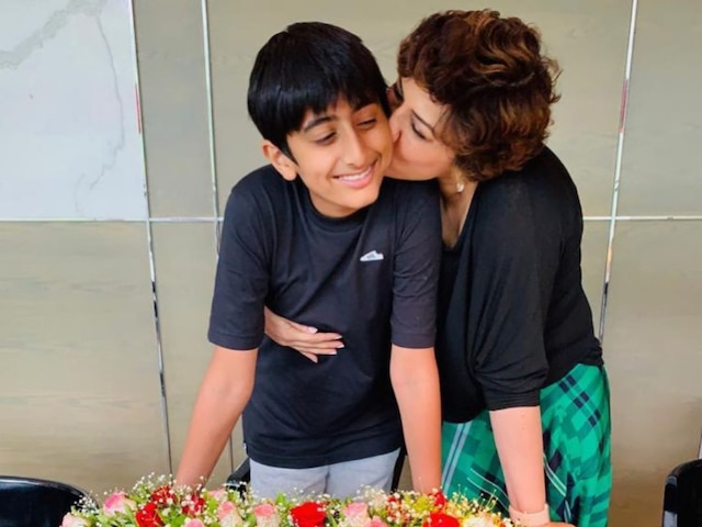 Sonali Bendre Wishes Son Ranveer Behl On Birthday With A HEARTFELT Post
