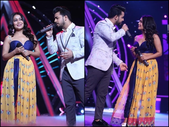 Neha Kakkar Finally REACTS On Rumours Of DATING Indian Idol 10 Contestant Vibhor Parashar, HINTS At Depression