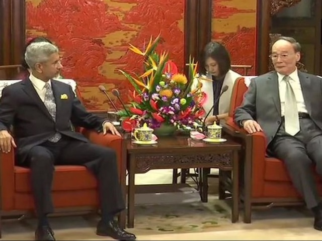 Jaishankar In China: Kashmir To Figure In Talks As External Affairs Minister In Beijing