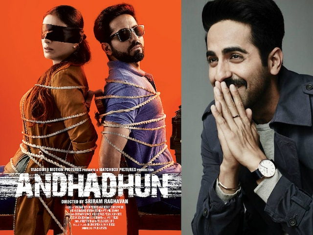 Aspiration to do something different worked in my favour: Ayushmann Khurrana on National Award win for 'Andhadhun'