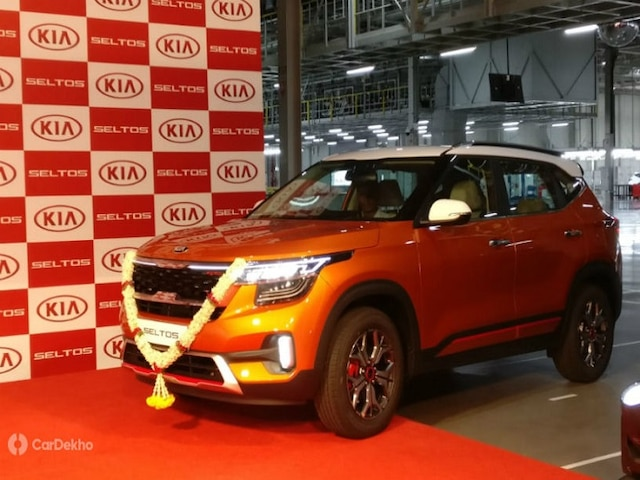 Kia Begins Mass Production Of Seltos, Receives 23,000 Bookings In 20 Days