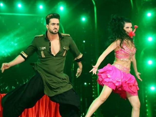 Nach Baliye 9: 'Yeh Hai Mohabbatein' Actor Aly Goni & Ex Girlfriend Natasa Stankovic's Performance Goes Awry Due To Fight!