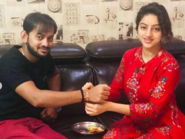 Raksha Bandhan 2019: 'Kavach Mahashivratri' Actress Deepika Singh Goyal's Early Rakhi Celebration With Brother! See Pictures!