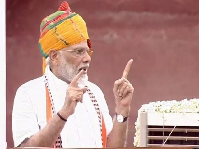 Independence Day 2019: Population Control A Form Of Patriotism, Says PM Modi