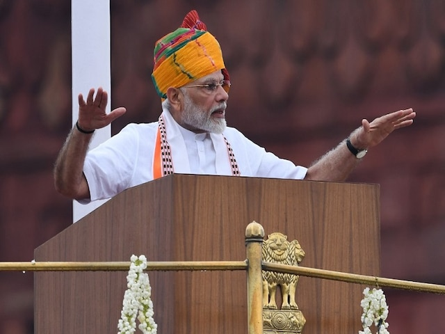 Modi Focuses On Environment, Wealth Creation, Corruption