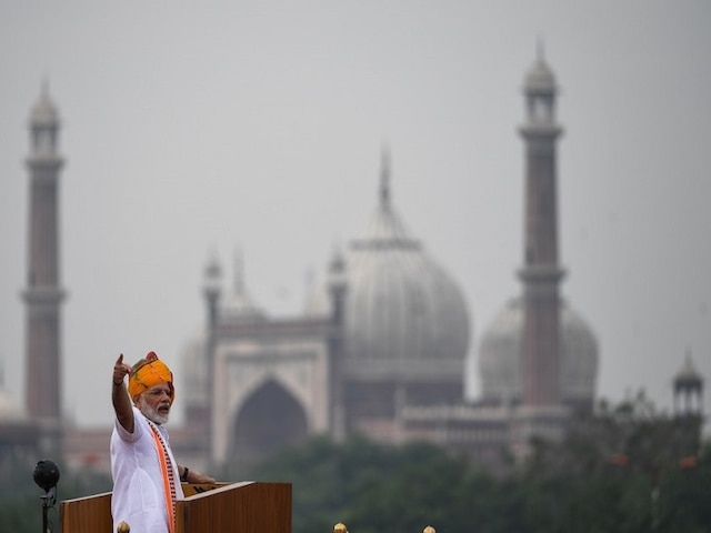 In Points: Important Issues PM Narendra Modi Raised In Independence Day speech