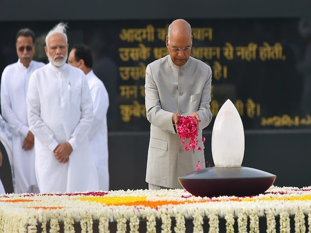 Atal Bihari Vajpayee Death Anniversary: PM Modi, Amit Shah, Others Pay Tribute To Tallest BJP Leader