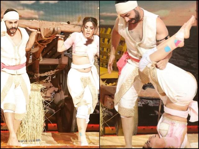 Nach Baliye 9: Kundali Bhagya Actress Shraddha Arya INJURED, Suffers Head Injury While Performing with Alam Makkar