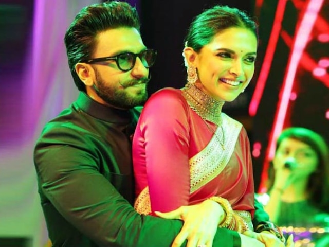 Deepika Padukone Calls Husband Ranveer Singh 'Daddie' With A Baby Emoji On His Live Video And Fans Just Can't Keep Calm!