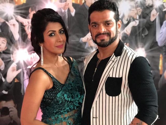Yeh Hai Mohabbatein Actor Karan Patel Wishes Wife Ankita Bhargava On Birthday With HEARTFELT Post
