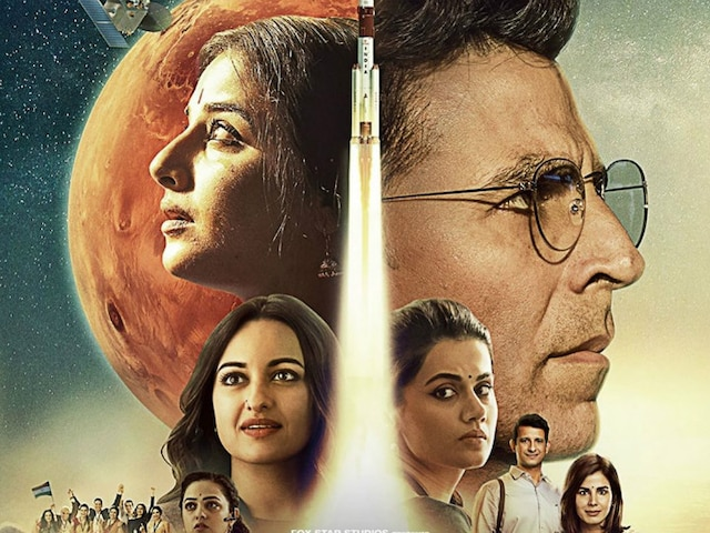 'Mission Mangal' Box Office Day 3 Collection: Akshay Kumar's Film Collects Rs. 70.02 crore; Set To Cross Rs. 100 crore Soon