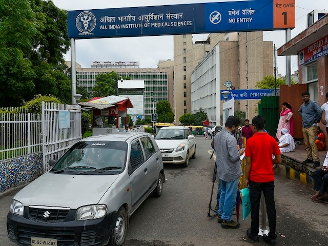 Rajnath, Kejriwal Among Several Leaders Who Visited AIIMS To Enquire About Jaitley's Health