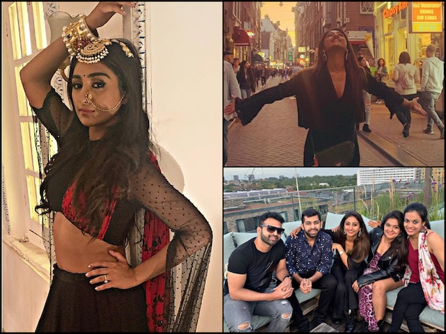 Yeh Rishta Kya Kehlata Hai Actress Mohena Kumari Singh bachelorette party pics & video