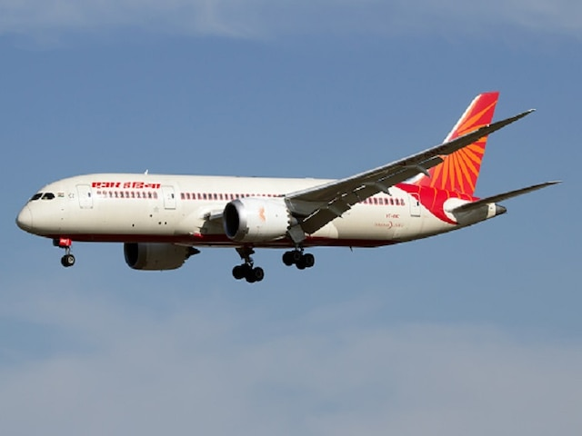 Air India Jaipur Bound Flight Catches Fire Midair, Brought Back To Delhi Airport; All Passengers Safe