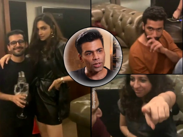 Karan Johar finally breaks silence and reacting to the alleged 'drug party' that took place at his residence calls the accusation ridiculous