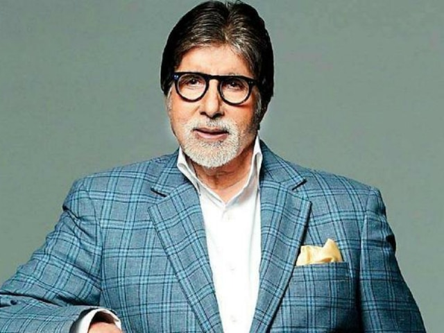 Big B donates Rs 51 lakh for Bihar flood relief
