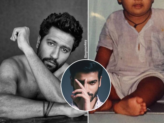 Vicky Kaushal posts an adorable childhood throwback picture, Brother Sunny Kaushal comments:
