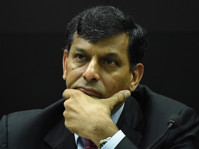 Slowdown 'Very Worrisome, Businesses Complaining Aloud': Raghuram Rajan