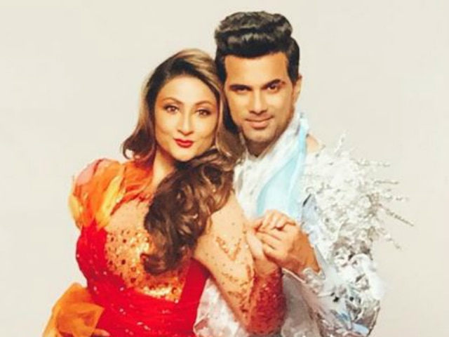 'Nach Baliye 9' Elimination: 'Kasautii Zindagii Kay' Actress Urvashi Dholakia & Anuj Sachdeva Evicted From Salman Khan Show!