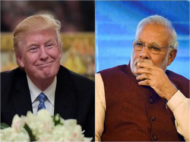 US President Trump To Discuss Kashmir With PM Modi At G7 Summit