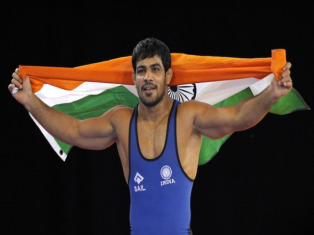 Sushil Kumar Seals Spot In Indian Contingent For World Wrestling Championships