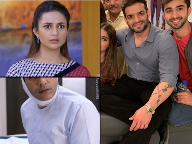 Yeh Hai Mohabbatein: After Chaitanya Choudhary's face revealed as 'Raman Bhalla', Original Actor Karan Patel shares throwback pic with co-stars!