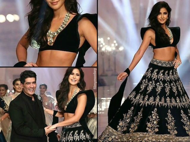 Manish Malhotra opens Lakme Fashion Week Winter/Festive, Katrina Kaif turns showstopper! Pics-Videos INSIDE!