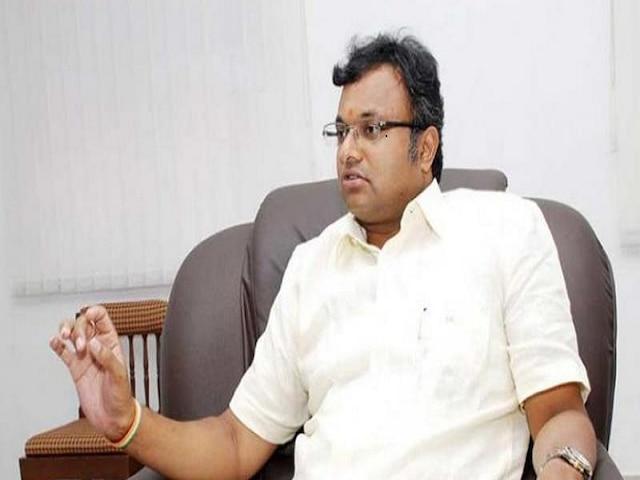 Chidambaram's arrest witch-hunt, voyeurism: Karti