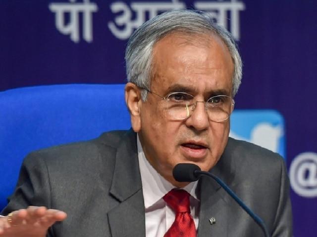 'Centre To Complement RBI's Efforts To Beat Slowdown': NITI Aayog Vice Chairman Rajiv Kumar
