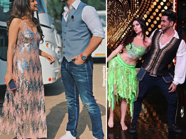 Nach Baliye 9: Aly Goni's rumored girlfriend Jasmin Bhasin appears on the show to clear the air over him dating ex-girlfriend Natasa Stankovic, Karan Patel jokes saying
