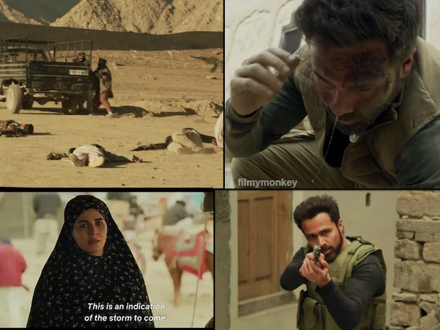 'Bard of Blood' trailer features Emraan Hashmi as a daredevil RAW agent
