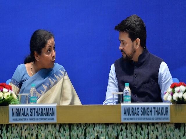 Nirmala Sitharaman On Economic Slowdown: FM Says India's Growth Higher Than Advanced Economies