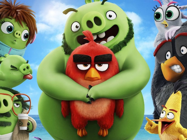 MOVIE REVIEW: 'The Angry Birds Movie 2' Is Action-Packed, Entertaining