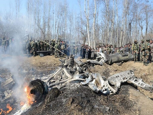 IAF Chopper In Budgam Crashed On February 27 After Hit By Indian Missile: Probe Report
