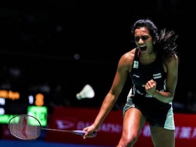 BWF World Championships 2019: PV Sindhu Stuns World No. 2 Tai Tzu To Storm Into Semis