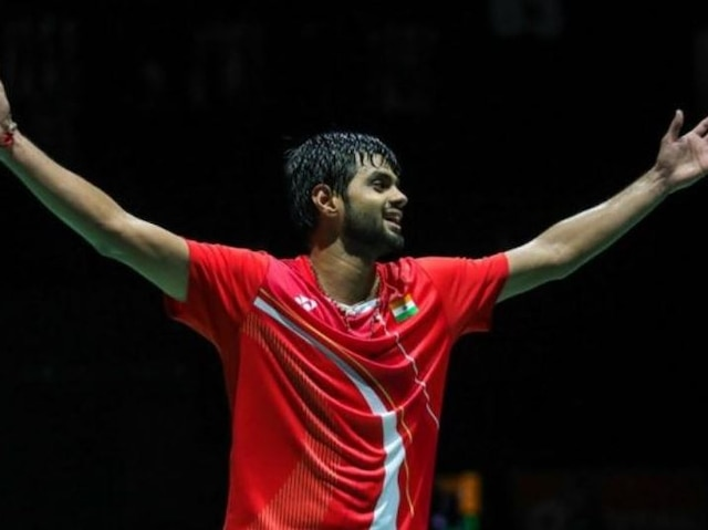 B Sai Praneeth Becomes First Indian Male Shuttler To Win World Championships Medal In 36 Years