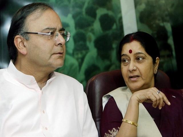Arun Jaitley Pained & Broken After Sushma Swaraj Death