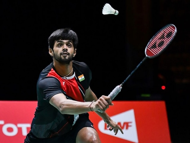 BWF World Championships: Sai Praneeth Loses To World No.1 Momota In Semis, Settles For Bronze