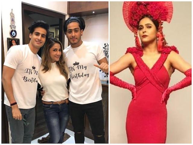 Nach Baliye 9: Urvashi Dholakia's Twin Sons Kshitij & Sagar Dholakia Slam Madhurima Tuli On Social Media!