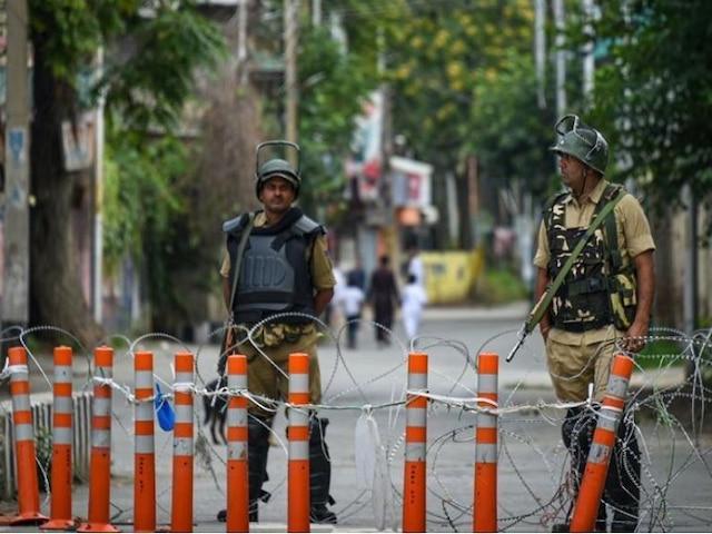 Jammu And Kashmir: 'Disturbed' Over Curbs, IAS Officer Quits
